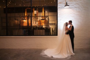 American Spirit Works : Stave Room Wedding : Amy DiLoreti : Brushworx Hair & Make Up : Laura Stone Photo : Tulip Floral Design